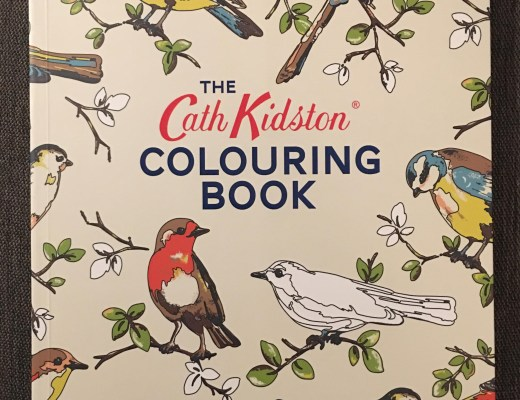 The Cath Kidston Classic Colouring Book