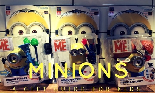minions gift guide