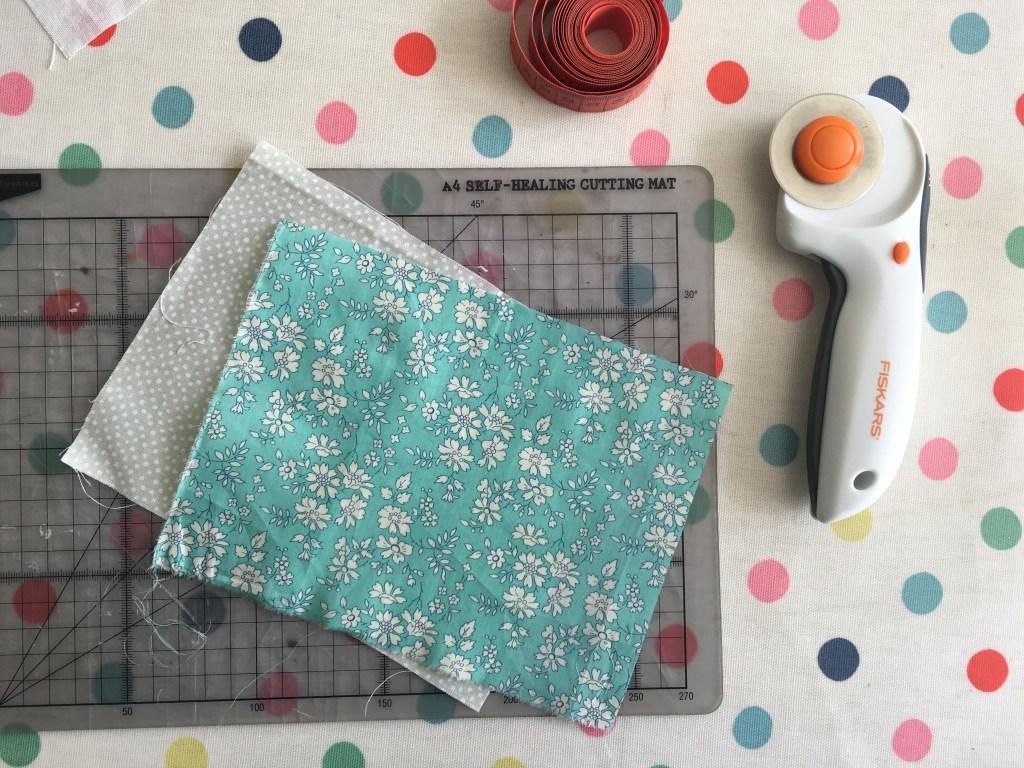 Fabric tissue holder tutorial