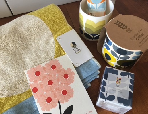 Mother's Day haul from Orla Kiely Covent Garden