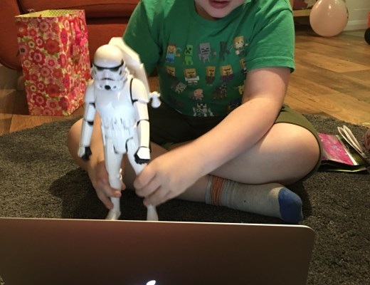 toys and technology