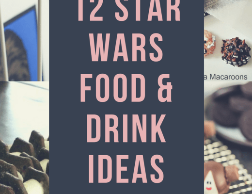 12 Star Wars inspired food and drink ideas {Star Wars Day}