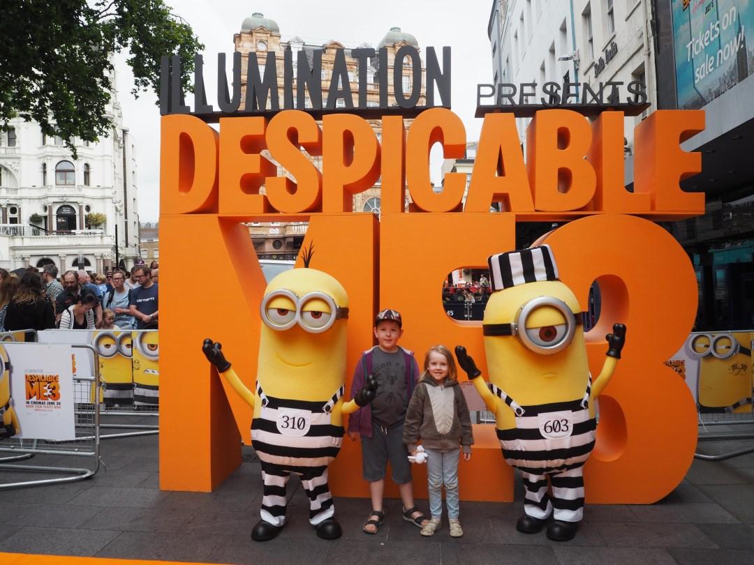 Despicable Me 3 film review