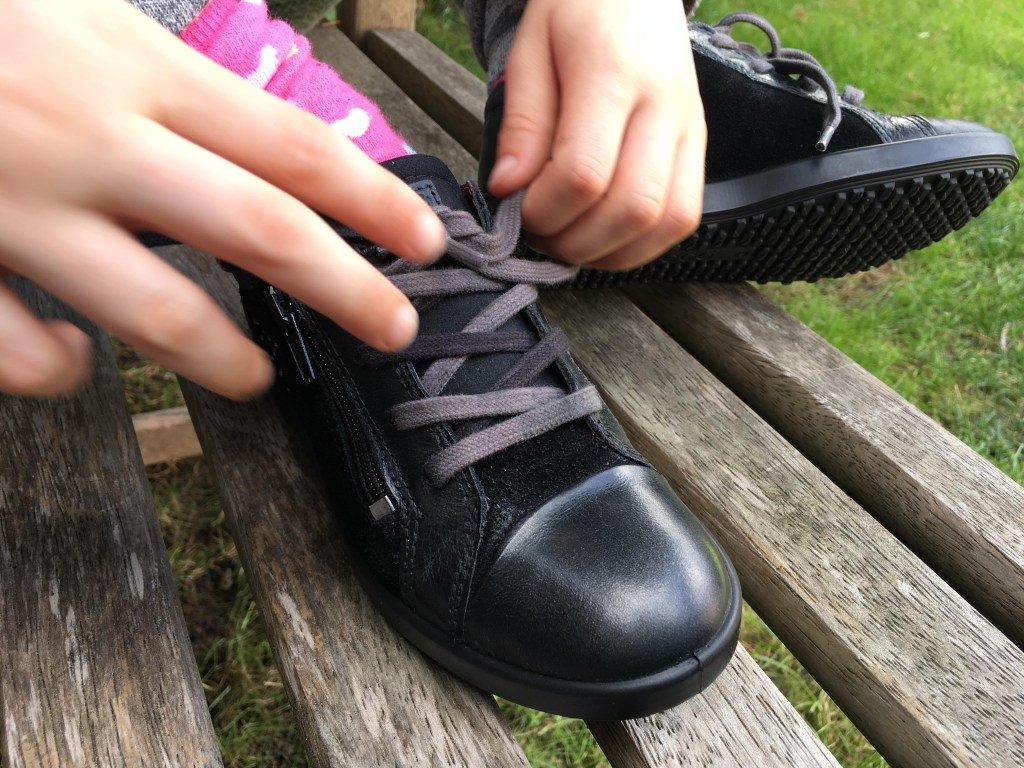 Getting ready for September {ECCO shoes review}