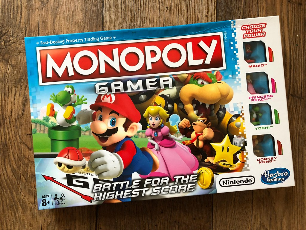 Power Up! with Monopoly Gamer