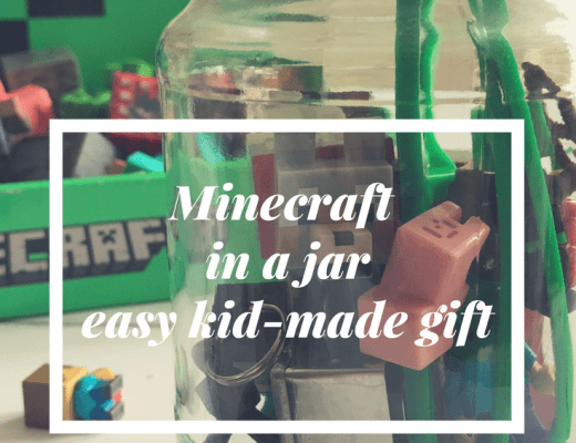 Minecraft in a jar