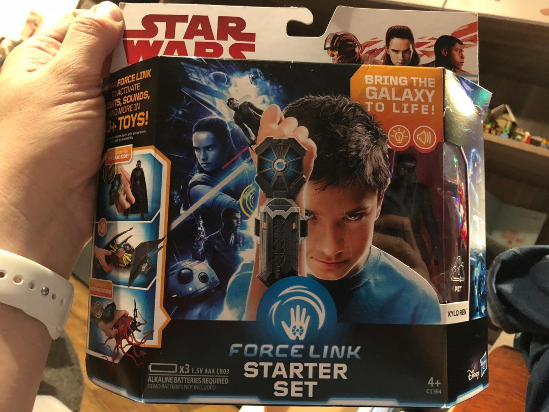 Star Wars toys for fans of The Last Jedi