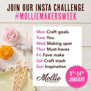 #molliemakersweek