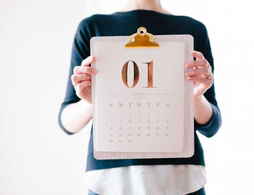 Top tips for a healthy start to the New Year