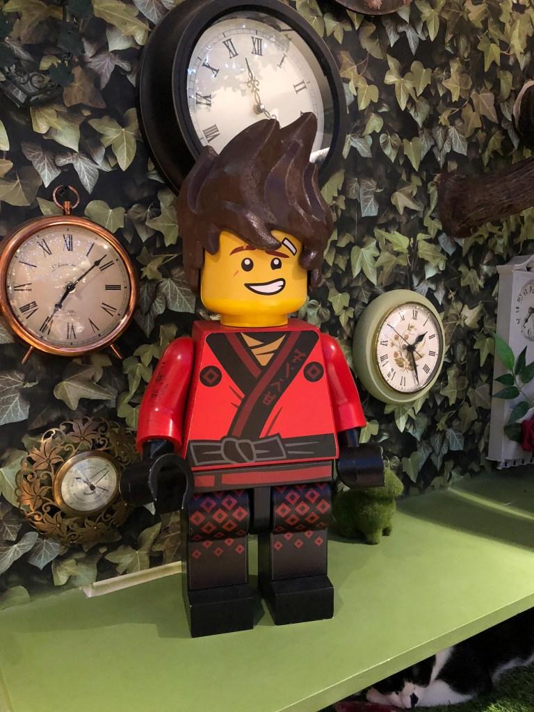 Master Builder Lloyd from the Lego Ninjago Movie