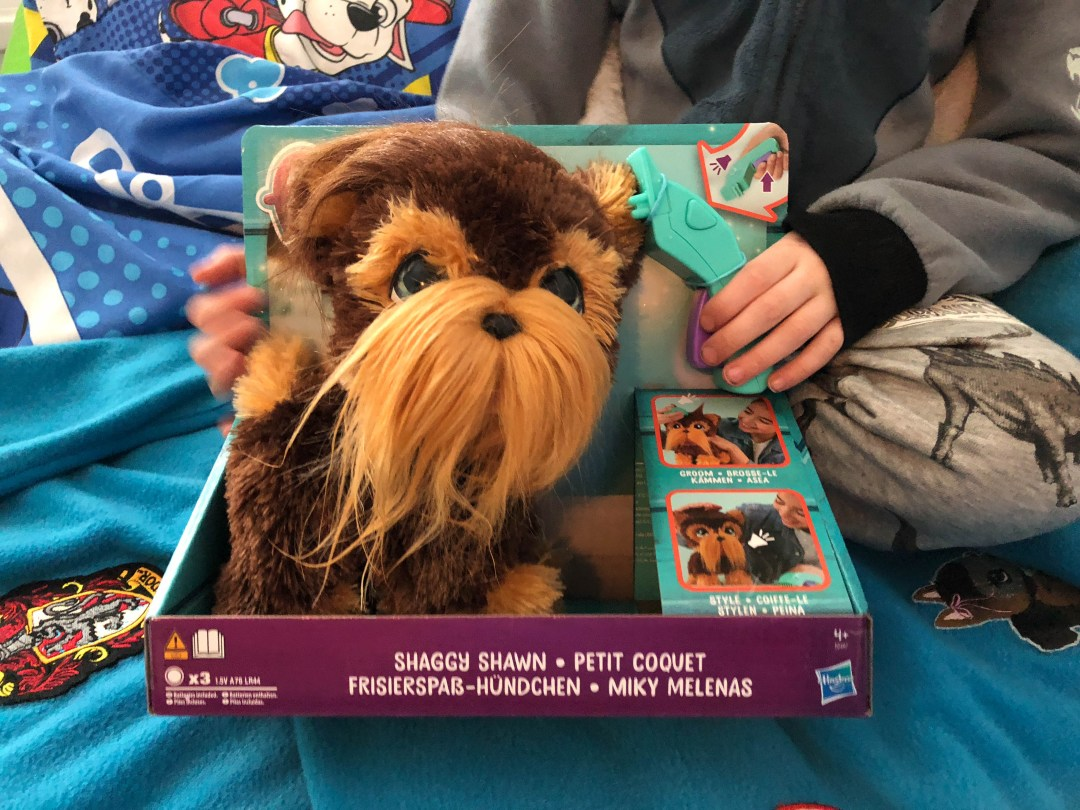 FurReal Shaggy Shawn review