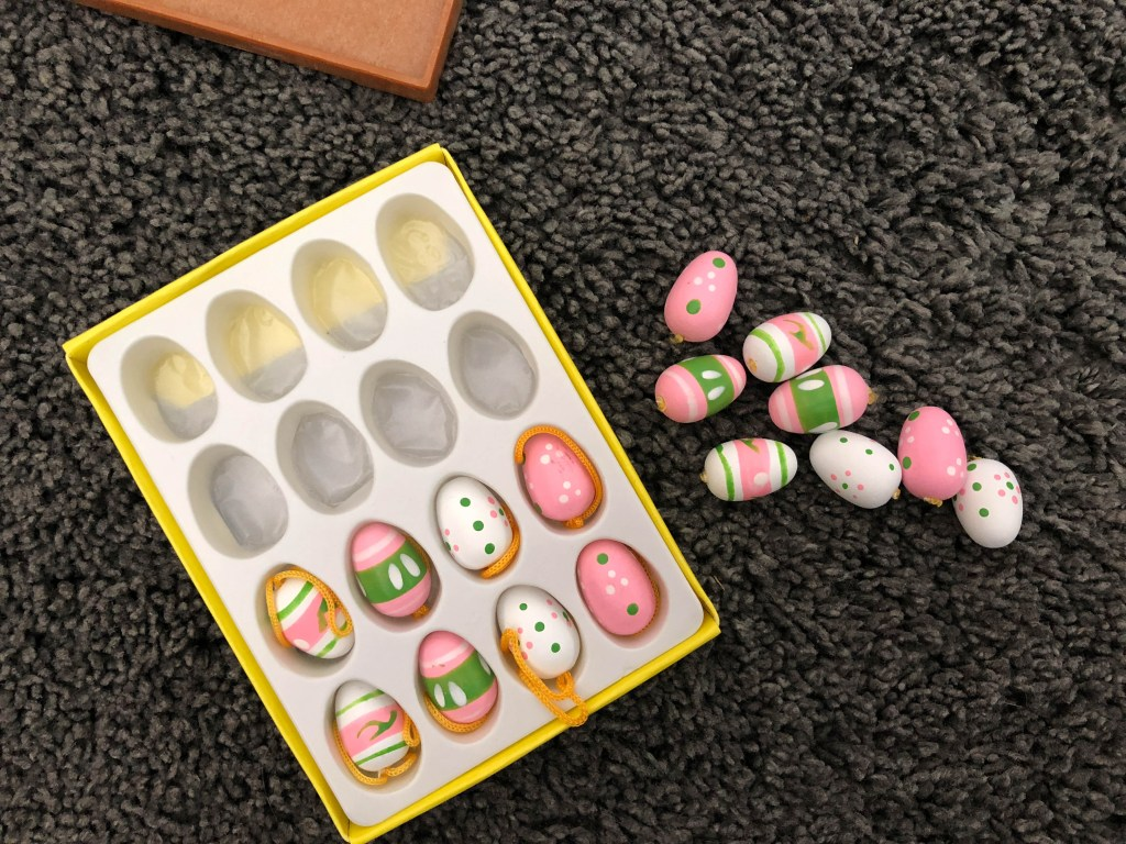 miniature eggs for Sylvanian Families