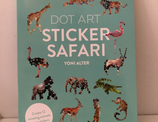 Sticker Safari