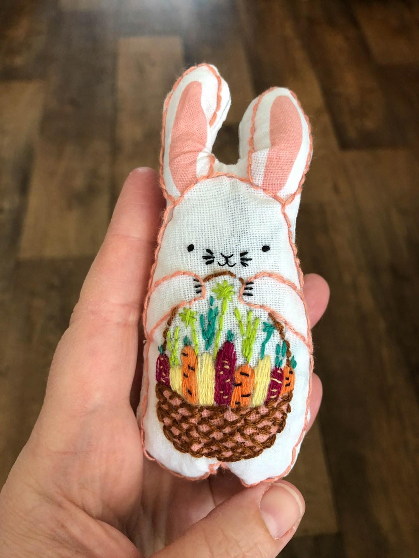 Mollie Makes Spring Bunny Plushie Kit