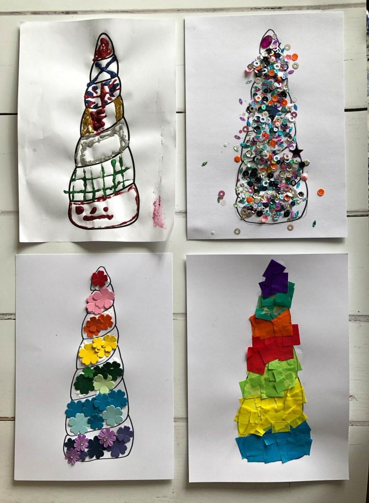 simple unicorn craft for kids