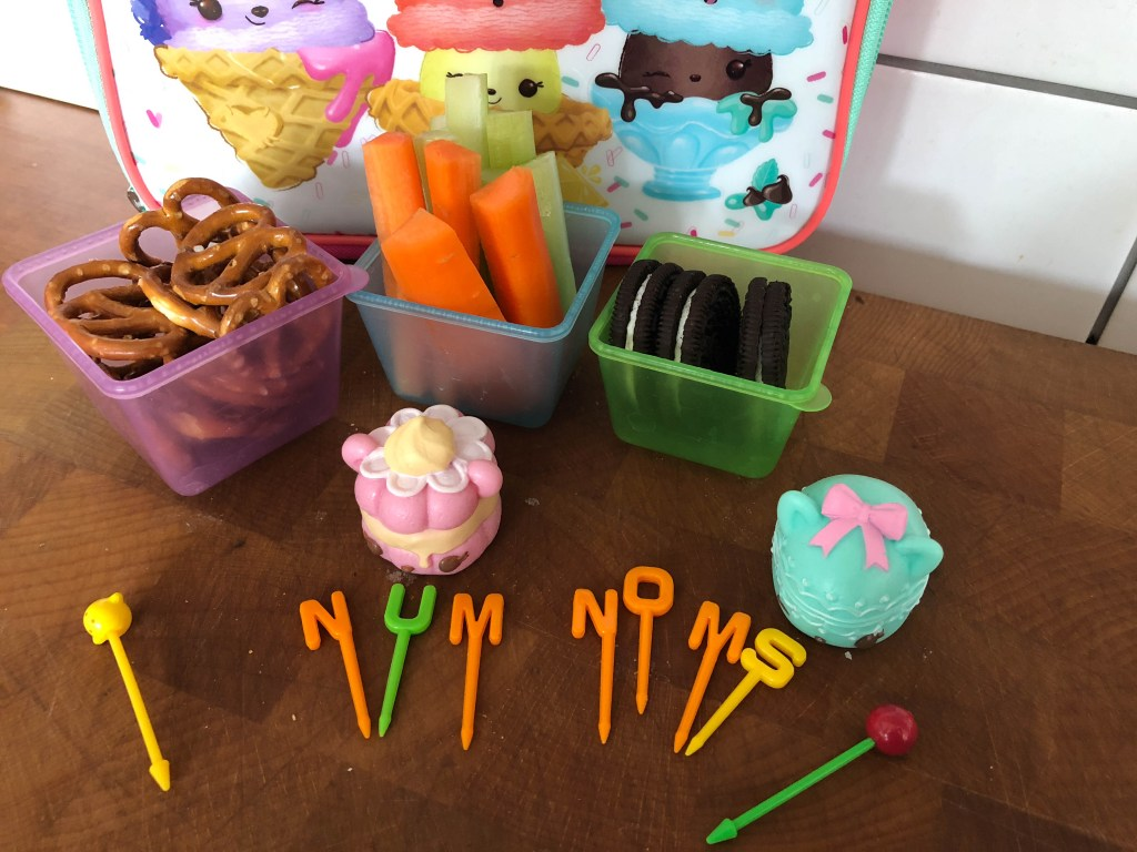 Num Noms inspired lunch