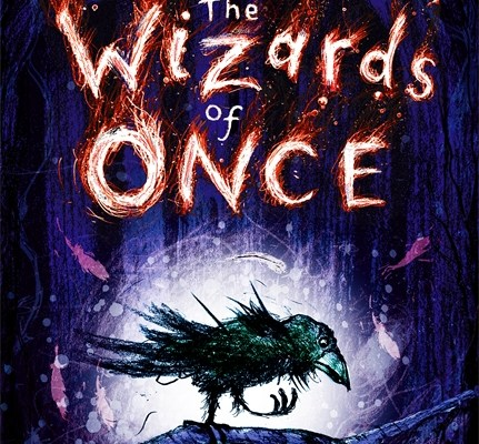 Win 1 of 5 copies of The Wizards ofOnce by Cressida Cowell