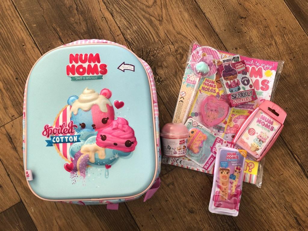 Win a Num Nomsbundle of goodies