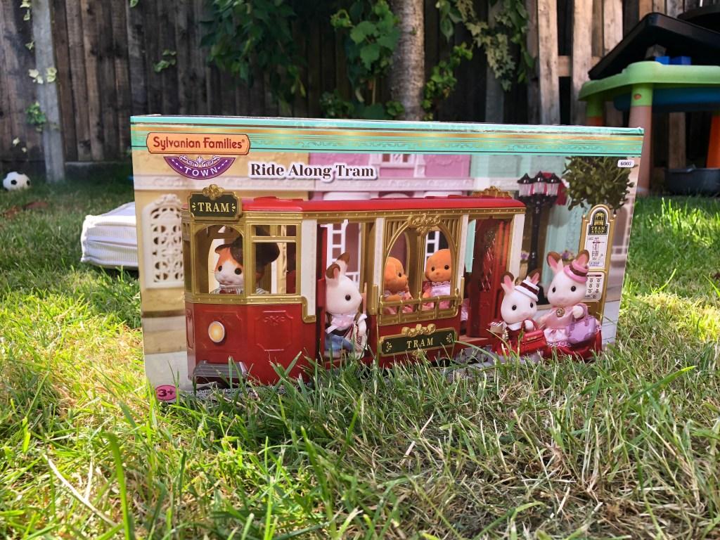 Ride Along Tram box