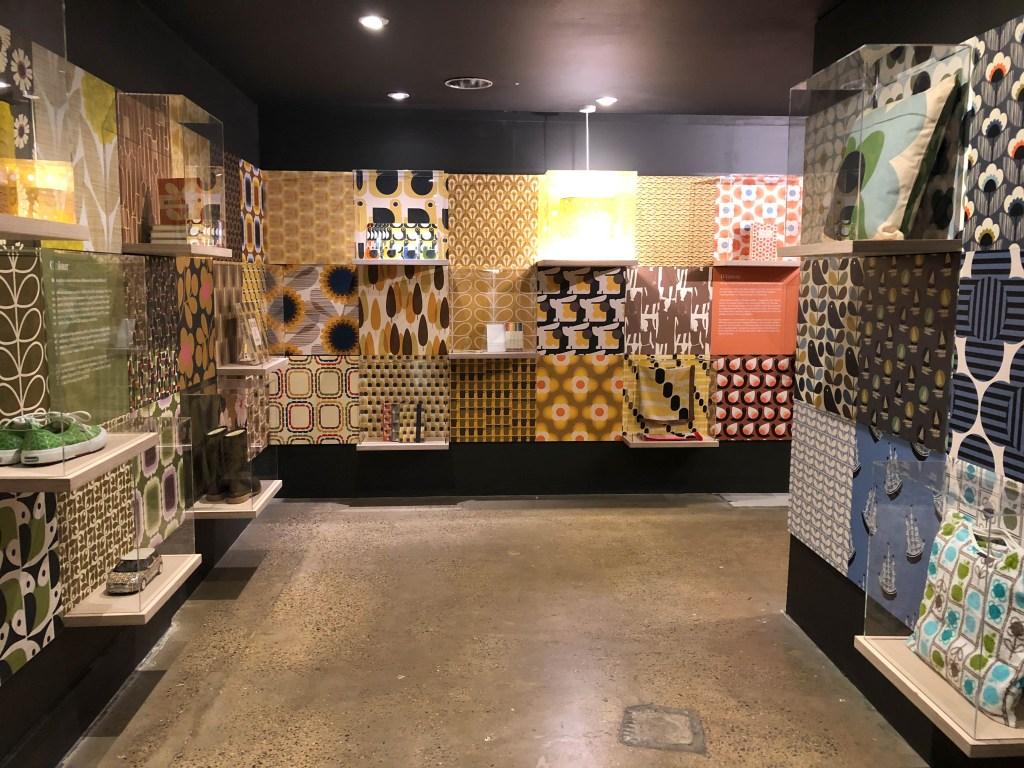 Orla Kiely at the Fashion and Textile Museum