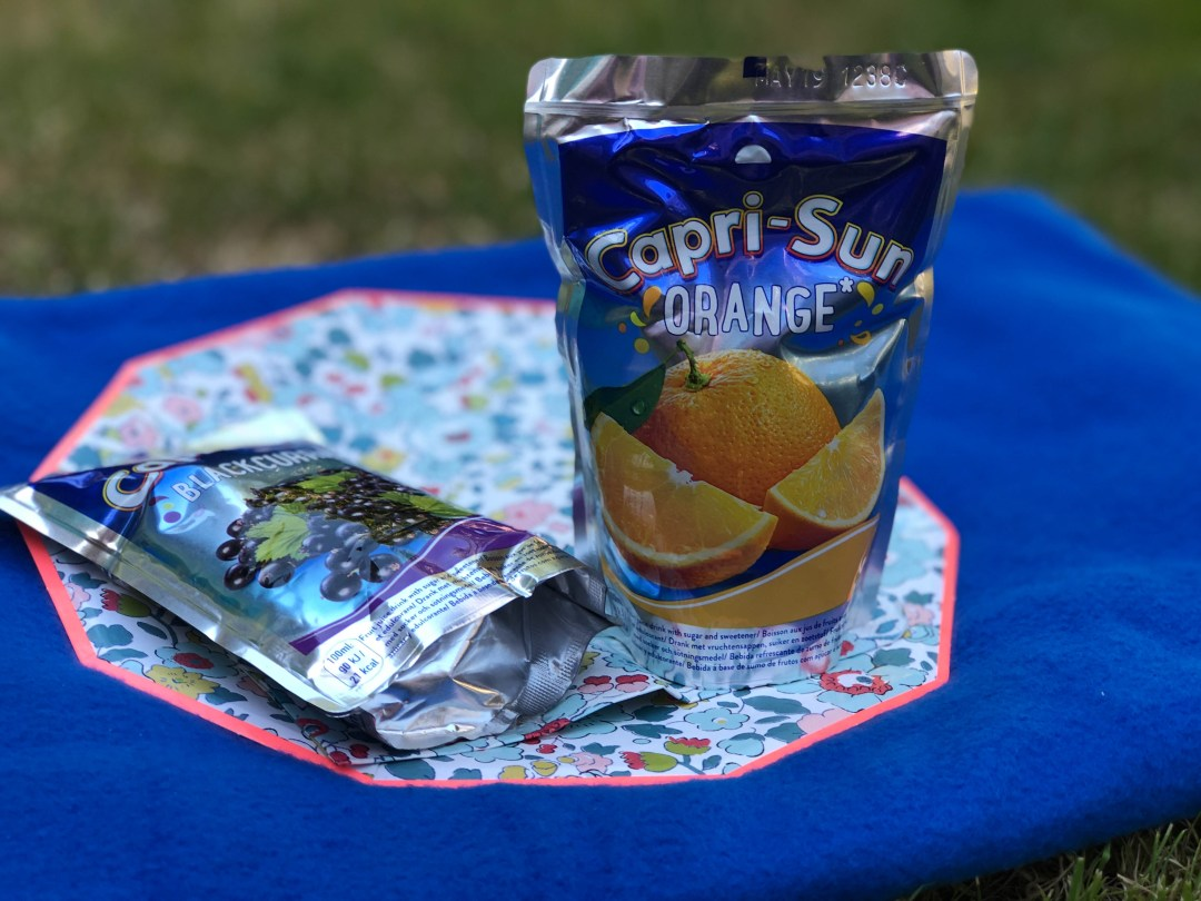 Great days out with Capri-Sun Original 50% Less Sugar
