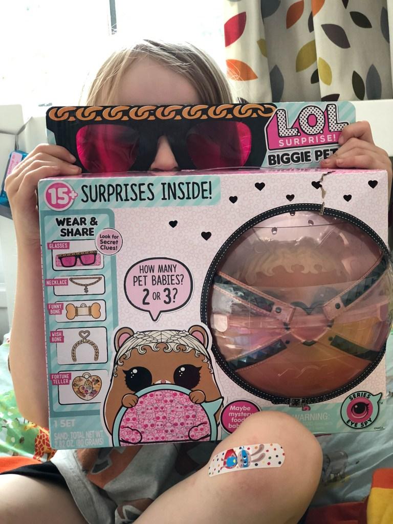 L.O.L. SURPRISE! Biggie Pets