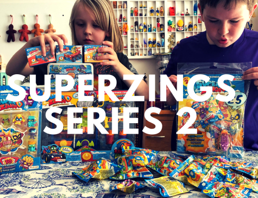 SUPERZINGS SERIES 2