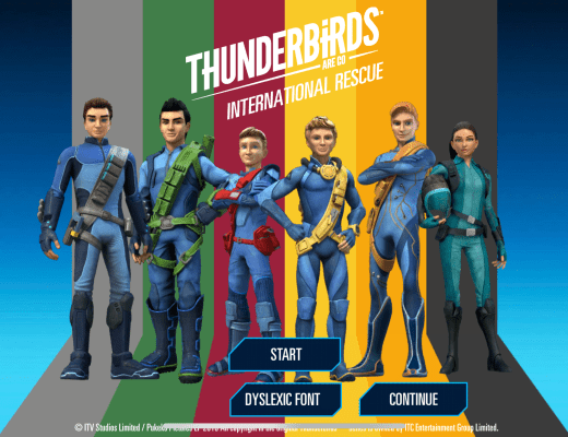 New adventure game for fans of Thunderbirds Are Go