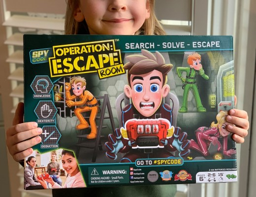 Operation: Escape Room game review