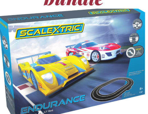 Win a Scalextric bundle worth £150