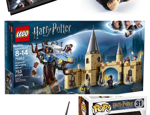 20+ Harry Potter Gifts for Kids