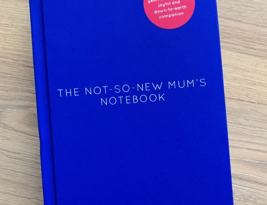 Win a copy of The Not-So-New Mum's Notebook