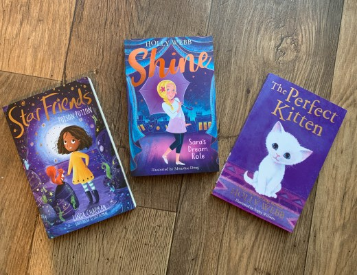 Win a bundle of children's books from Stripes Publishing