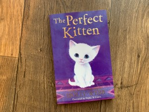 The Perfect Kitten by Holly Webb