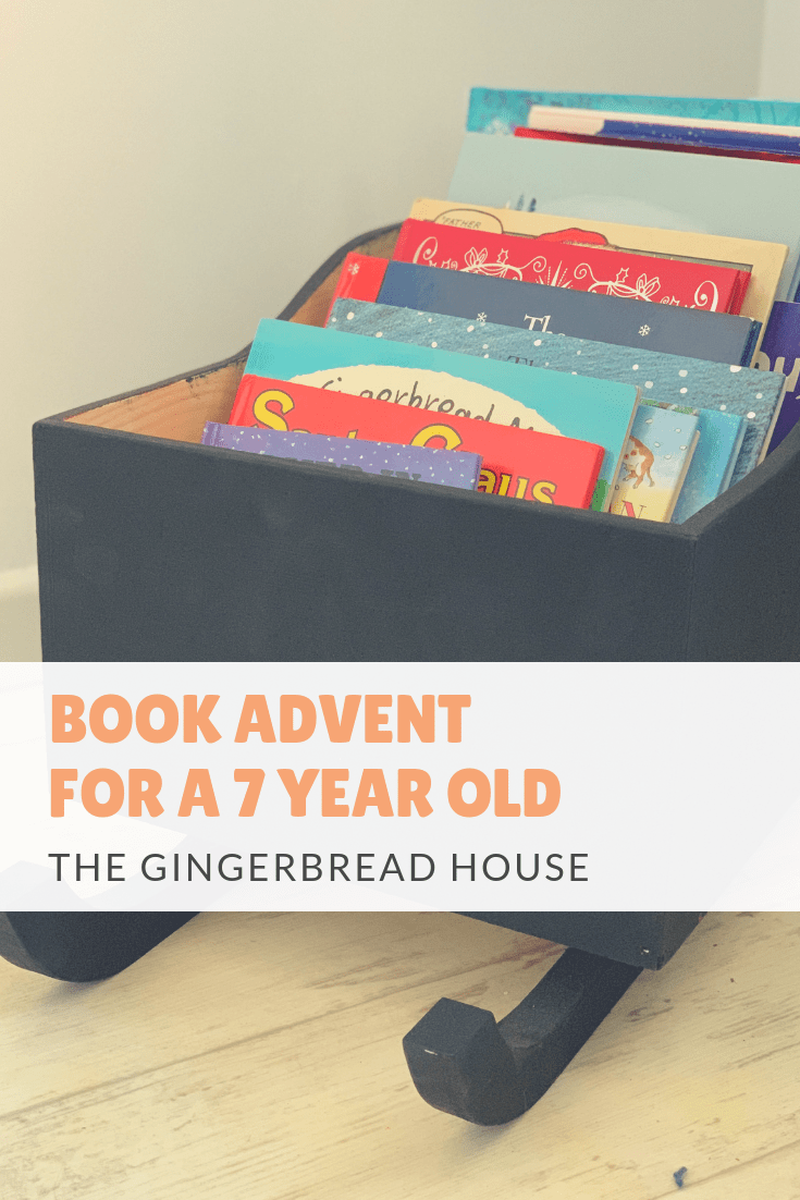 What books featured in our Book Advent in 2017