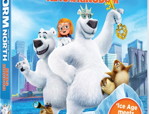 Win a copy of Norm of the North: Keys to the Kingdom
