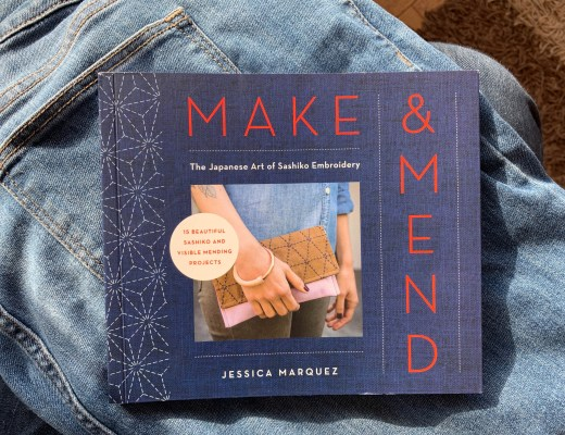 Make and Mend by Jessica Marquez