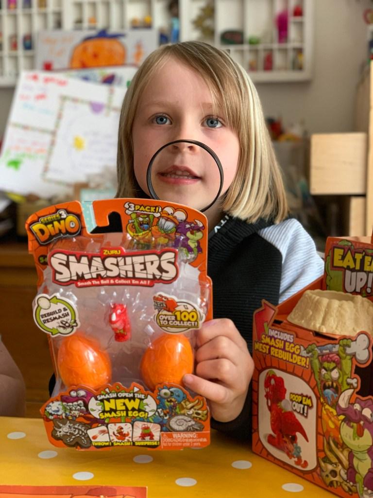 an alternative Easter egg hunt for kids