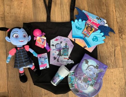 Celebrate Season 2 of Vampirina and win a goody bag