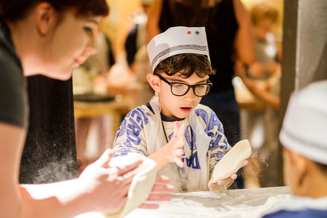 Could your child create a new pizza for Pizza Express?