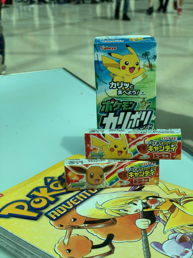 Pokemon sweets