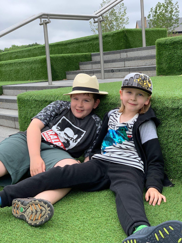 exploring Kings Cross with kids