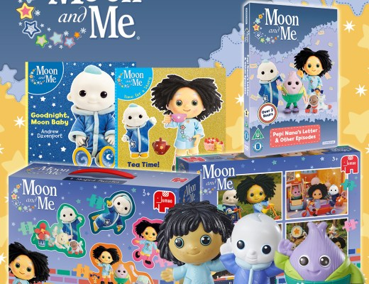 Win a Moon and Me prize bundle