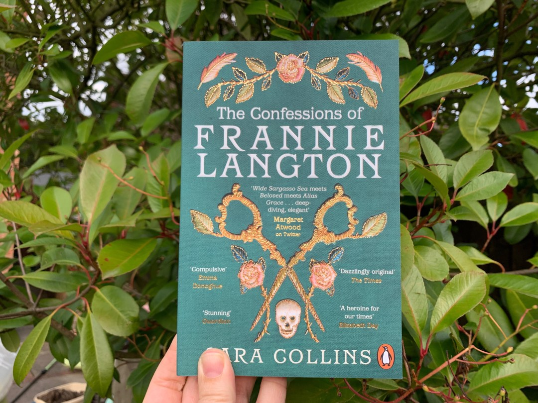 Book giveaway: The Confessions of Frannie Langton