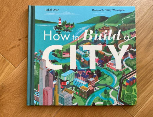 Win a copy of How To Build A City