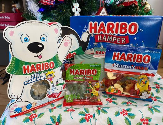 Win a hamper of festive Haribo treats