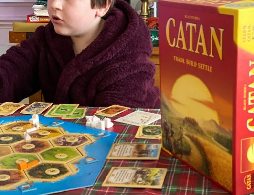 Blogger Board Game Club: Catan