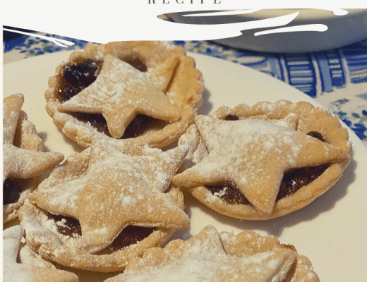 Easy Slimming World mince pies