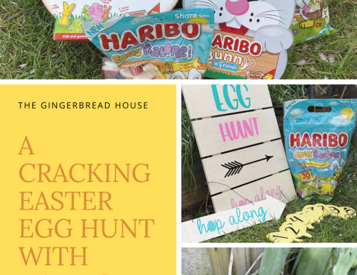 A cracking Easter Egg Hunt with Haribo