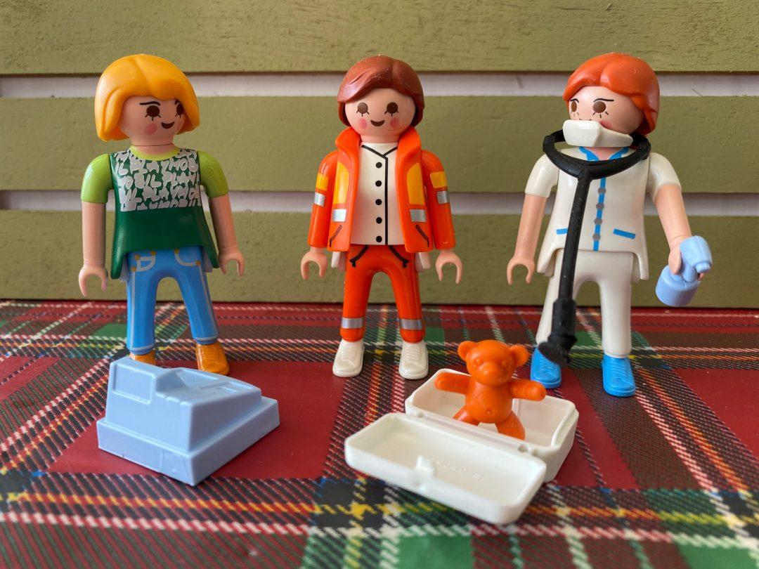Playmobil everyday heroes figures
